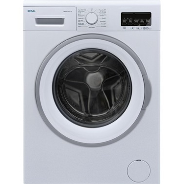 Regal PRESTıJ 9101 TY A+++ 1000 Devir 9 kg Çamaşır Makinesi Renkli